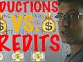 Income Tax Deductions Vs Tax Credits