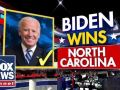 Joe Biden wins North Carolina in Super Tuesday primary