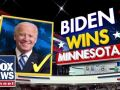 Joe Biden wins Minnesota in Super Tuesday primary