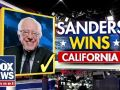 Bernie Sanders wins California in Super Tuesday primary