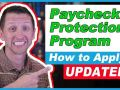 Paycheck Protection Program How to apply