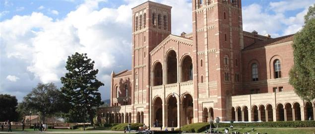 Royce Hall, UCLA's landmark building