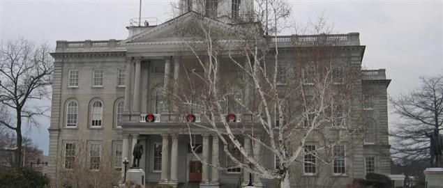 Concord New Hampshire state house