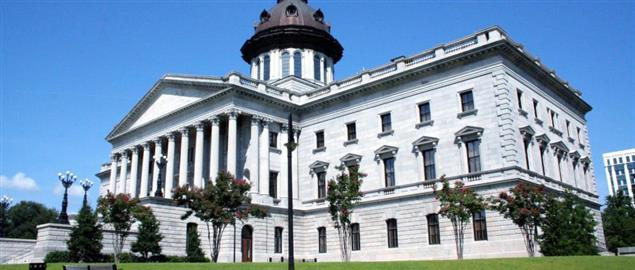 South Carolina State House, post 1998 renovations